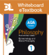 AQA A-level Philosophy Year 1 Whiteboard [L]..[1 year subscription]